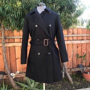 Old Navy Women's Trench Coat size S (1)